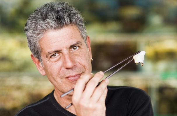 Anthony Bourdain Feuds