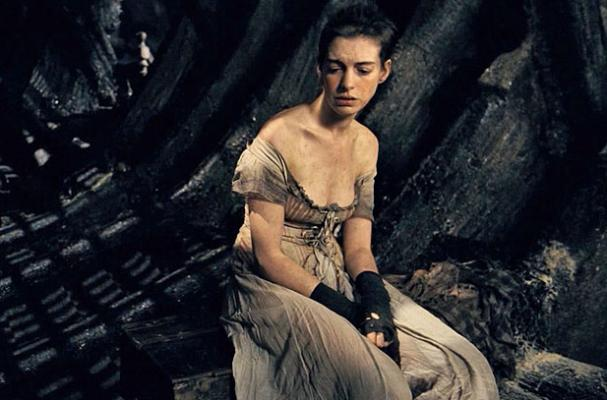 Anne Hathaway was 'Obsessed' with Losing Weight for Les Miserables