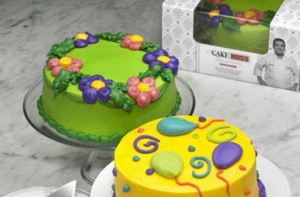 Buddy Valastro Cakes Coming to a Grocery Store Near You