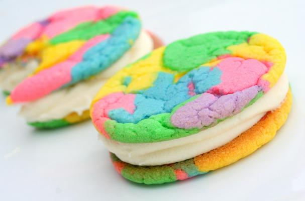 Tookies Sugar Springs Buttercreme Cookie-Wiches