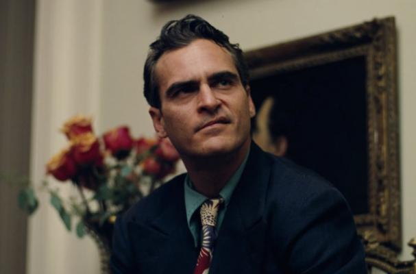 Joaquin Phoenix Went on Nutty Diet for 'The Master'