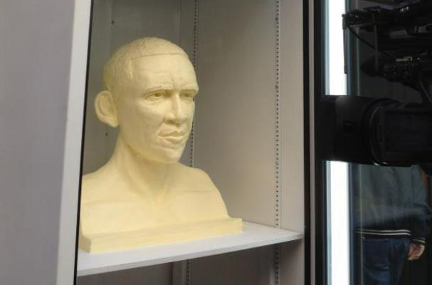 Obama Butter Bust
