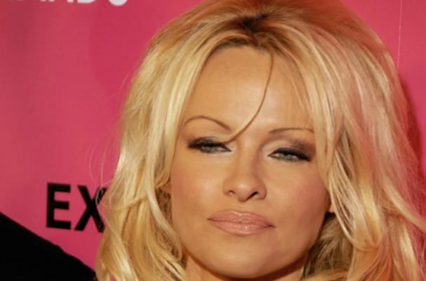Pamela Anderson Doesn't Diet