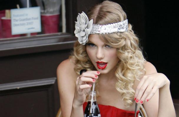 Watch a Preview of Taylor Swift's First Diet Coke Commercial